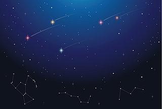 10月21日ごろオリオン座流星群が極大。誰もが知るオリオン座。その放つ流れ星を肉眼で!