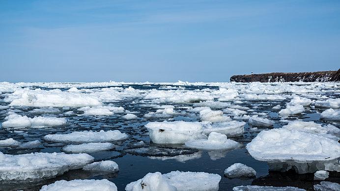 北海道 の 流氷 どこから