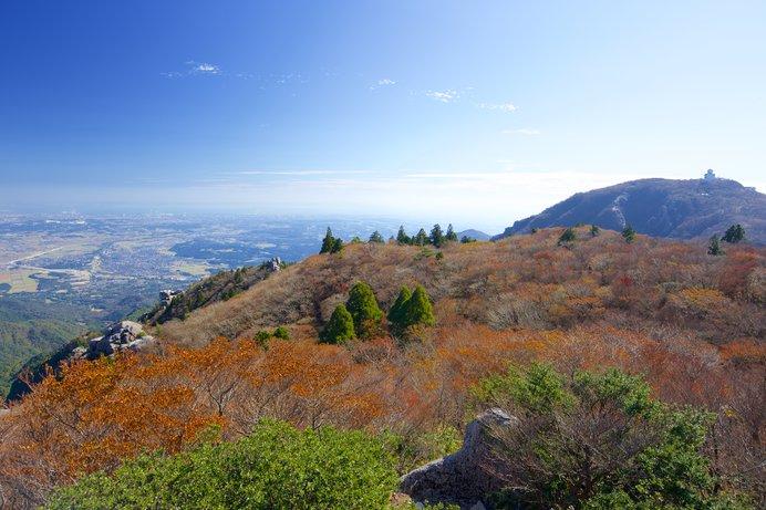 山の紅葉が見ごろに♪初心者も楽しめる関西の山〈レジャー特集 2018〉