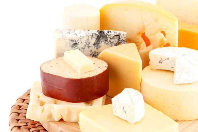 世界中で愛されているチーズ……皆さんは何種類知っていますか?