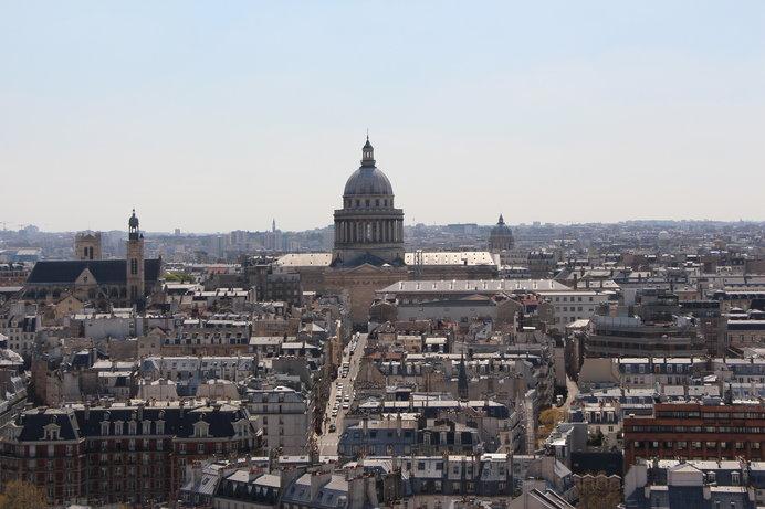 パリの名門、ソルボンヌ大学