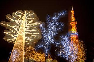 雪降る街がきらめく!!/イルミネーション特集2018〈北海道〉