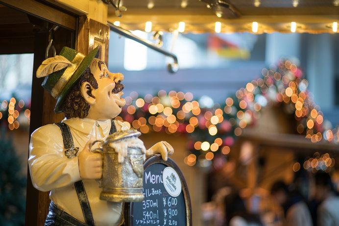 本場ドイツのクリスマスの雰囲気を満喫しましょう♪