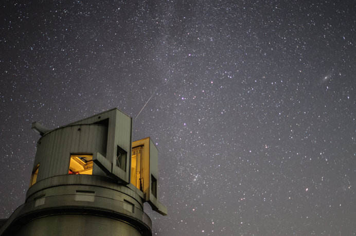 天文マニアにもファンが多いという「西はりま天文台」