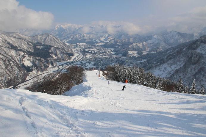 GALA湯沢スキー場は12月15日(土)OPEN!