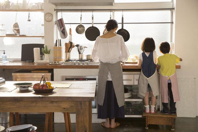 食べることは生きること!台所育児を始めてみませんか