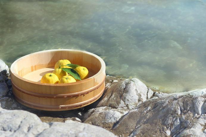 12月22日「冬至」。一陽来復を願いつつ柚子湯につかって風邪封じ