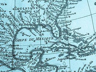 ミステリー海峡、バミューダトライアングルってどこにあるの?