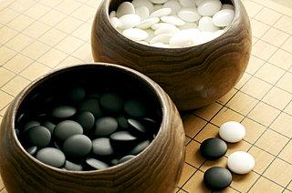 1月5日「囲碁の日」、打ち初め式が行われます