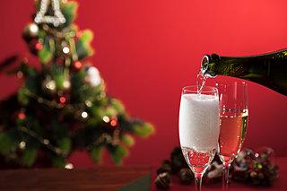 クリスマスに楽しみたい!見た目にも華やかなスパークリングワイン特集
