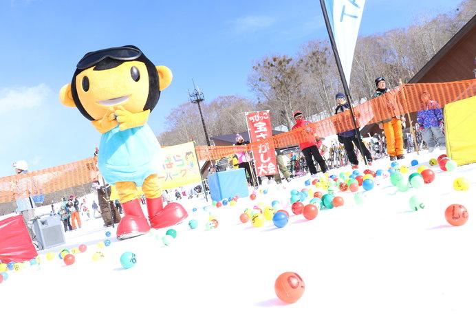 たんばらスキーパークのキッズ向けイベントは賞品の豪華さで有名!