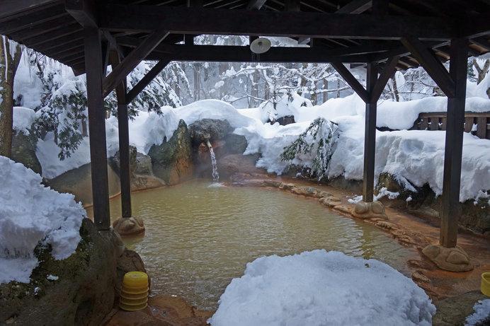 奥飛騨温泉郷の平湯温泉