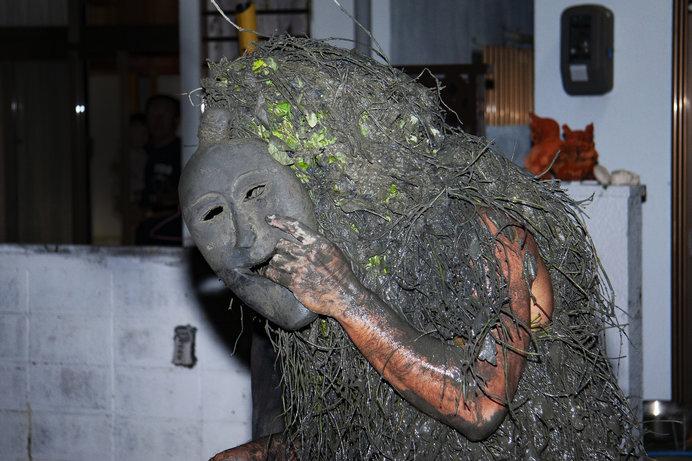 宮古島のパーントゥ。怖い…