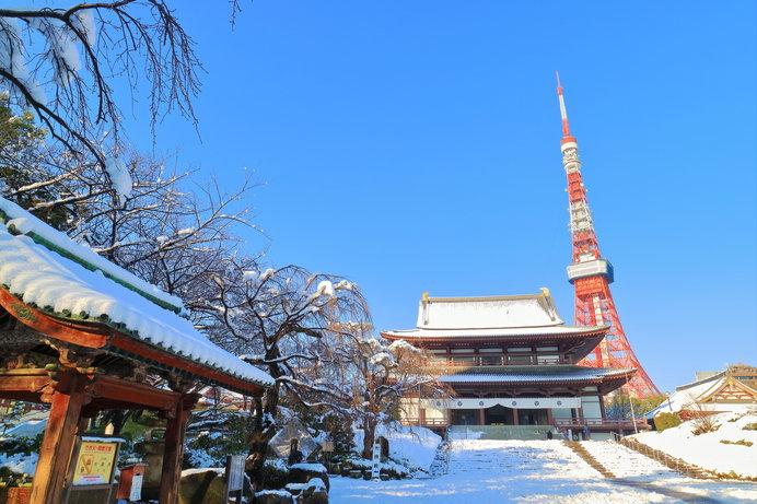 一度は行きたい!真冬の絶景スポット!〈関東エリア編〉