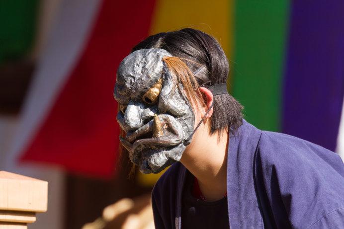 深大寺では「鬼は外」とは言いません