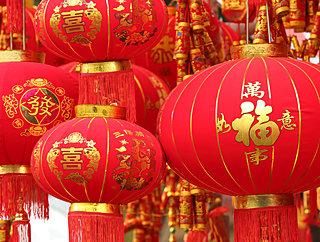 日本のお正月とはひと味違う、中国の新年行事「春節」の縁起物・風物詩