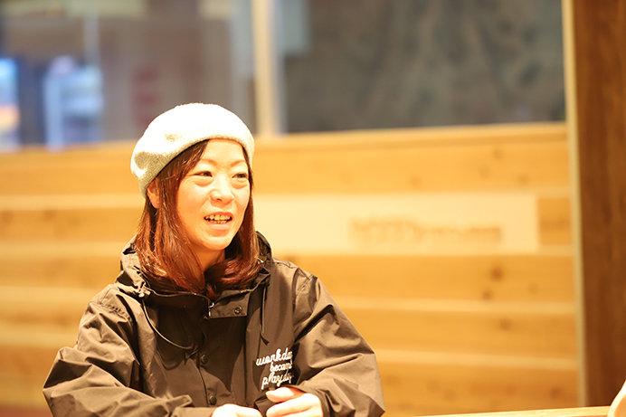 ハピスノ伝道師INTERVIEW vol.3 伏見知何子さん「爽快感を家族で共有できるスノーボード」