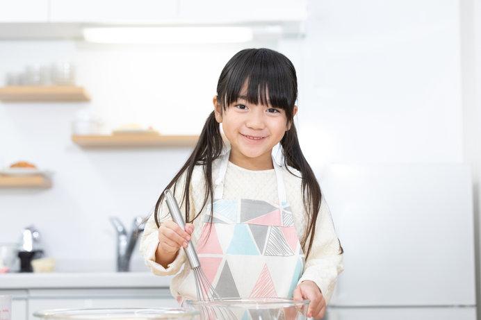 できる作業はお子さんに。嬉しさも倍増です!