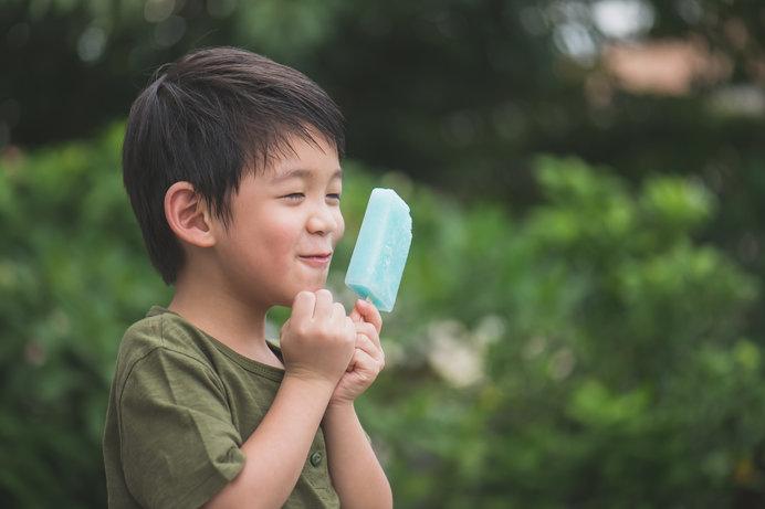 子どもも大人も大好きな「ガリガリ君」 ※画像はイメージ