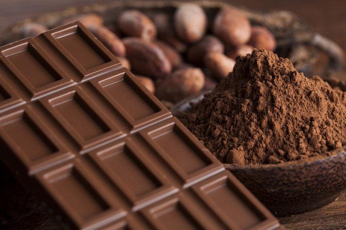 近年は、カカオが多いハイカカオのチョコレートが人気! ※画像はイメージ