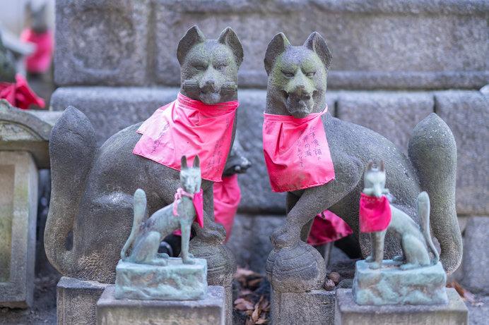 稲荷神社で一年の幸せ祈願!一年に二回ある初午ってどんな日?