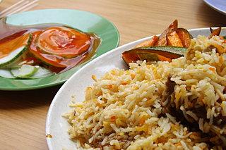 世界3大炊き込みご飯のひとつ、ビリヤニをご存じですか?
