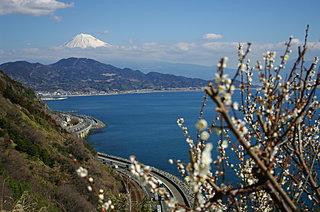 薩埵富士雪縞あらき雨水かなー歳時記を楽しむ
