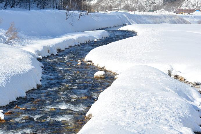 雪解川(ゆきげがわ)
