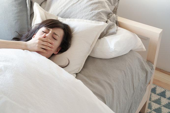 朝は気持ちよく目覚めたいですね