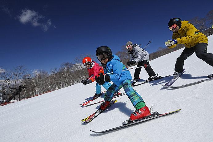 首都圏から約2時間の楽々アクセス「たんばらスキーパーク」