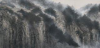 日本の美を自然体で表現する「千住博展」に注目!