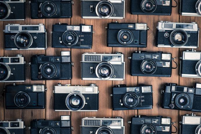 180年にわたる写真の進化の歴史をたどる