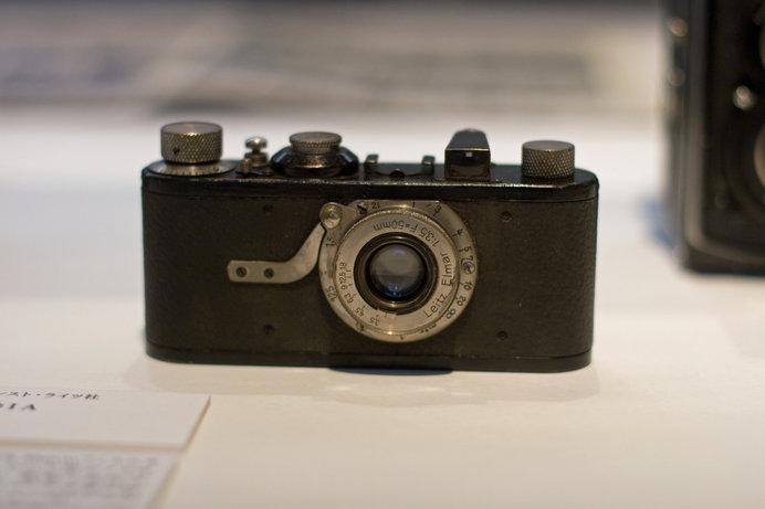 エルンスト・ライツ社の「ライカA型」