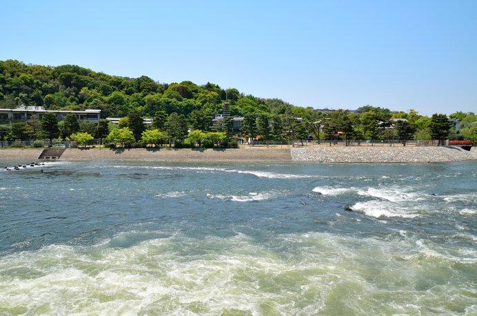 もののふの八十宇治川の網代木にいさよふ波の行方知らずも