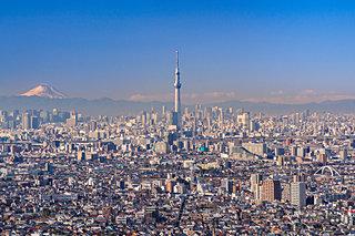 日本の高層建築物1〜4位!全部、制覇しちゃおう!