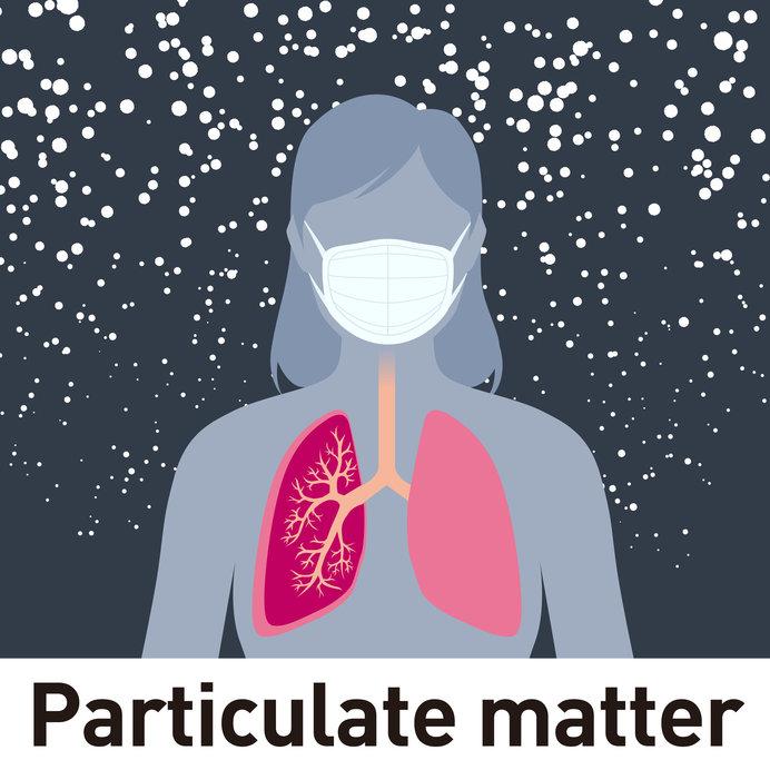 PM2.5などの微小粒子状物質が身体に与える影響は深刻