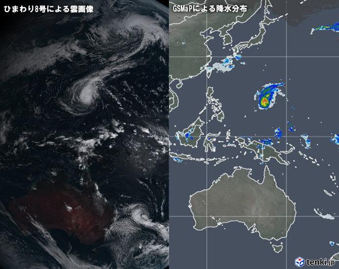 宇宙から世界中の雨を予測する技術とは?