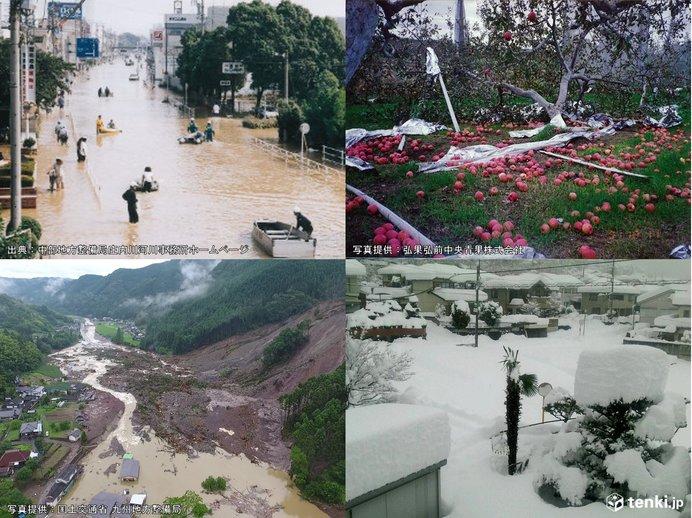 気象予報士が振り返る「平成の災害」~気象災害編~