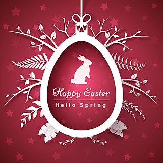 今日は、イエス・キリストの復活を祝うイースター!