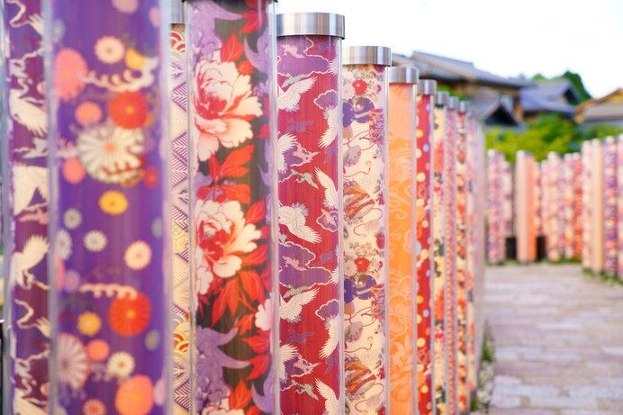 母娘で楽しむ♪アートなキモノ・ガラス・花・生きものの空間!関西の女子旅にでかけよう