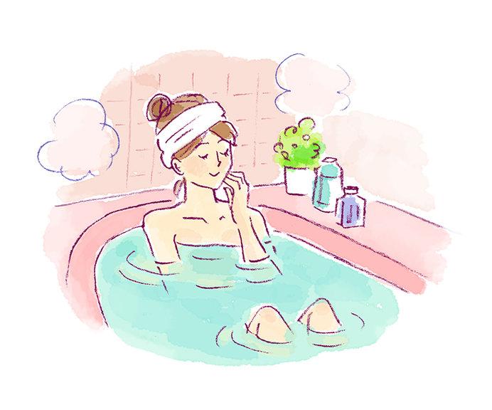 腰痛予防ではなく、体調管理のためにも体を温めるようにしましょう