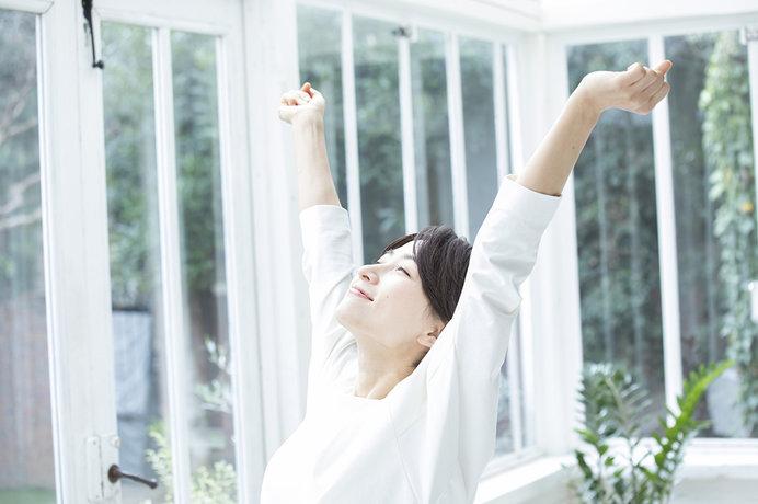 気分が上がらないと感じたら、呼吸ストレッチを実践してみよう!