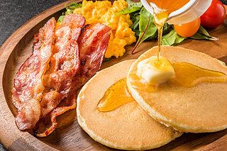 しっかり朝ごはん食べていますか?<パンケーキ編>