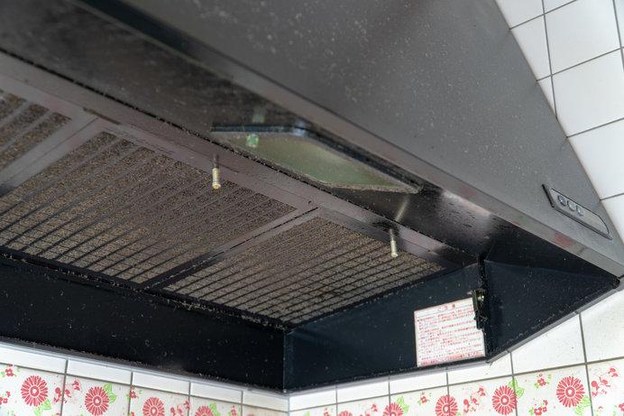 暖かくなってきたこの時期に、換気扇をキレイにしよう!