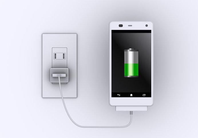 まずは、スマホのバッテリーの特長を押さえましょう!