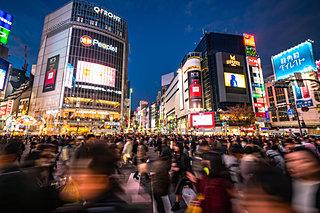 なぜ、渋谷スクランブル交差点は外国人に人気?