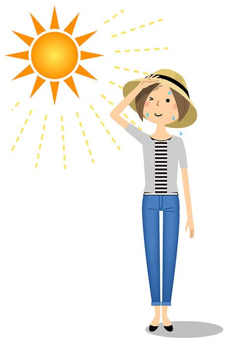 帽子を長時間かぶって汗をかいた日は、特に丁寧にシャンプーしましょう