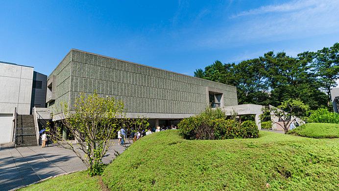 国立西洋美術館 風景