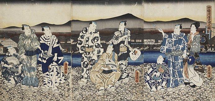 今年のゆかたはどう着る?「ゆかた浴衣YUKATA―すずしさのデザイン、いまむかし」展