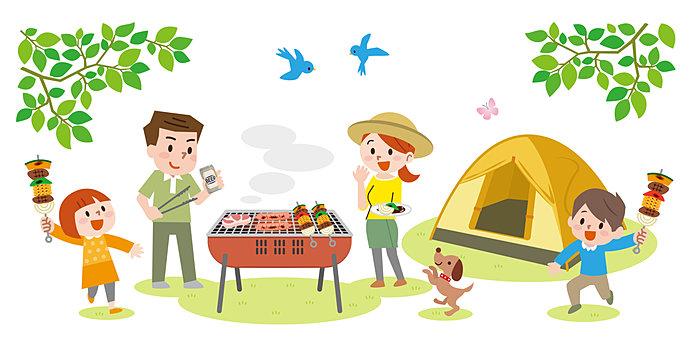 今年の夏こそキャンプデビューしよう!